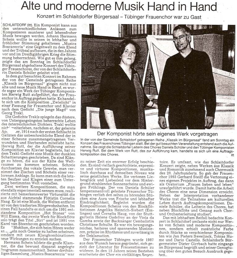 Pfullingen, 12.10.2003